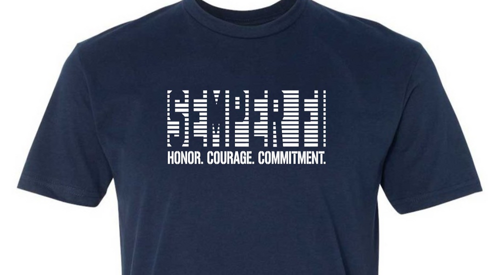 Unisex T-Shirt Military Logo