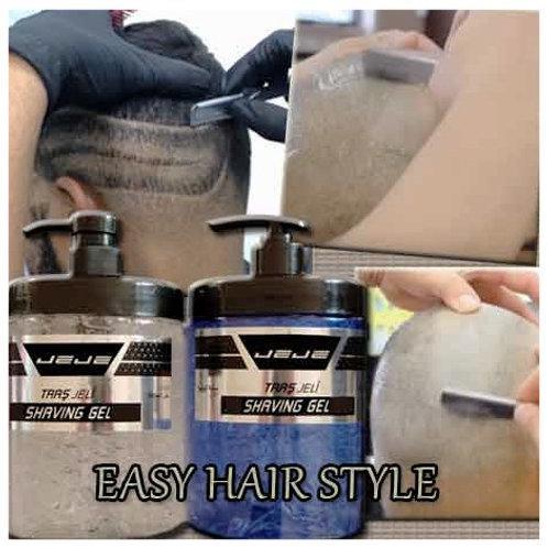 Transparent Shaving Gel