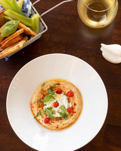 The Boat Shed Hummus