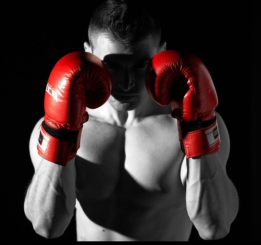 Boxkämpfer