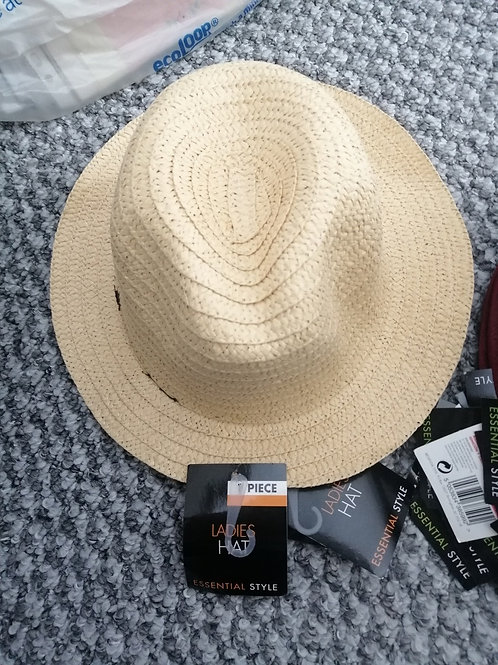 Brand New Straw Hats