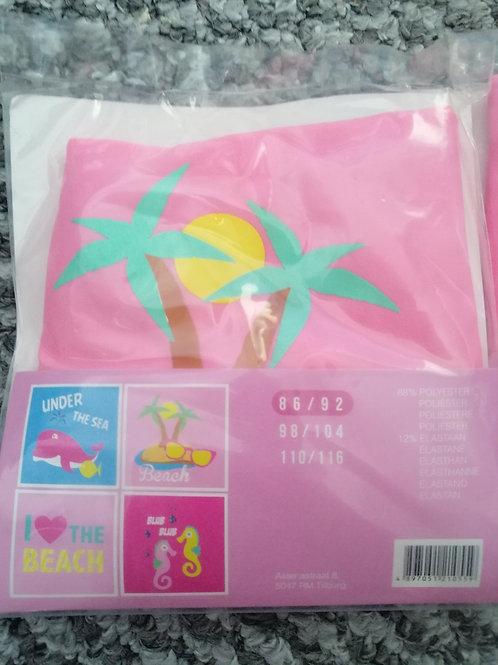 Brand New Girls Swim Top