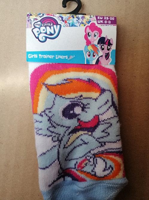 My Littlee Pony Socks. Brand New