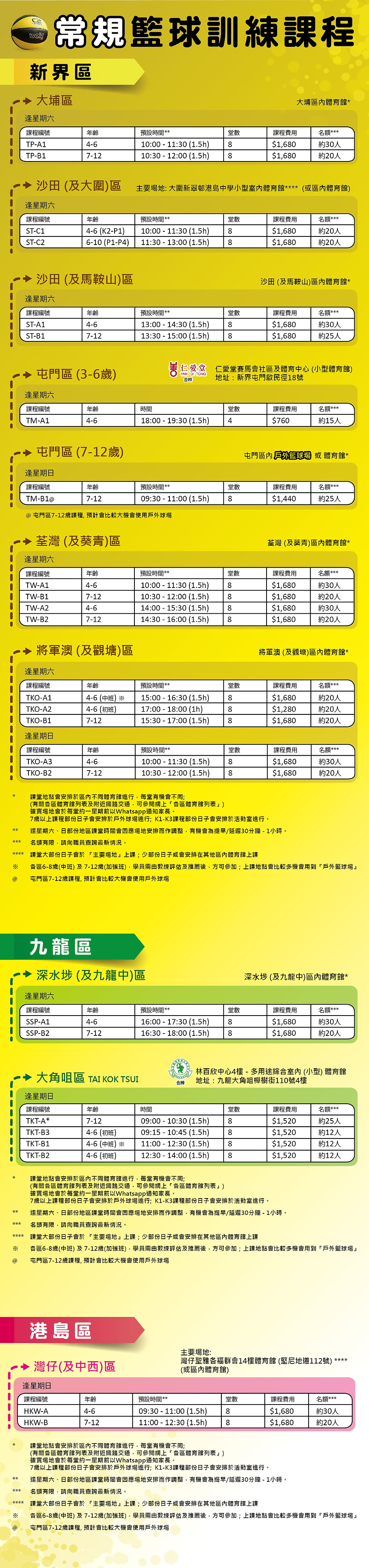 C2 Sports Free Class Leaflet ref0033-202