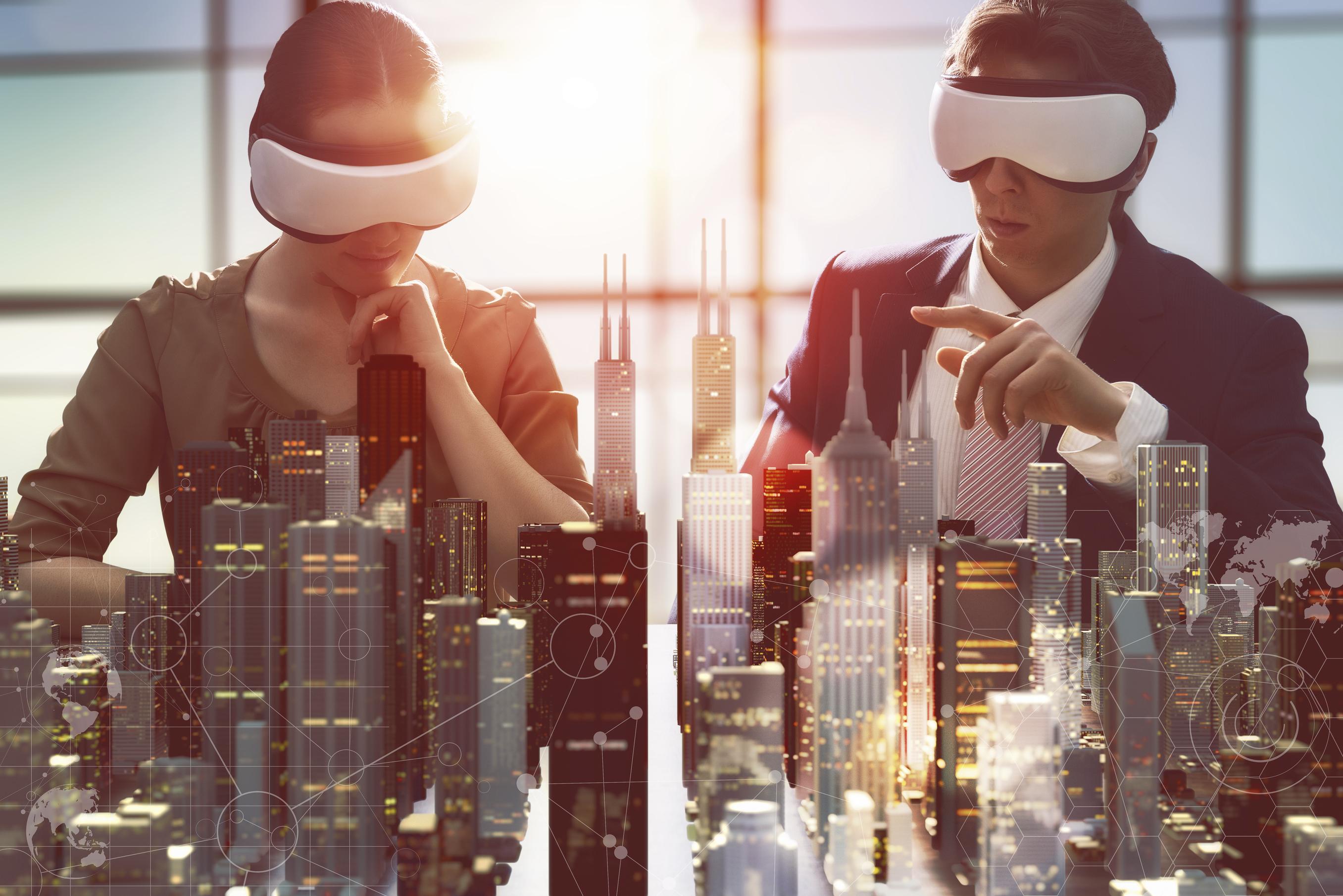 Virtual Reality Konzepte