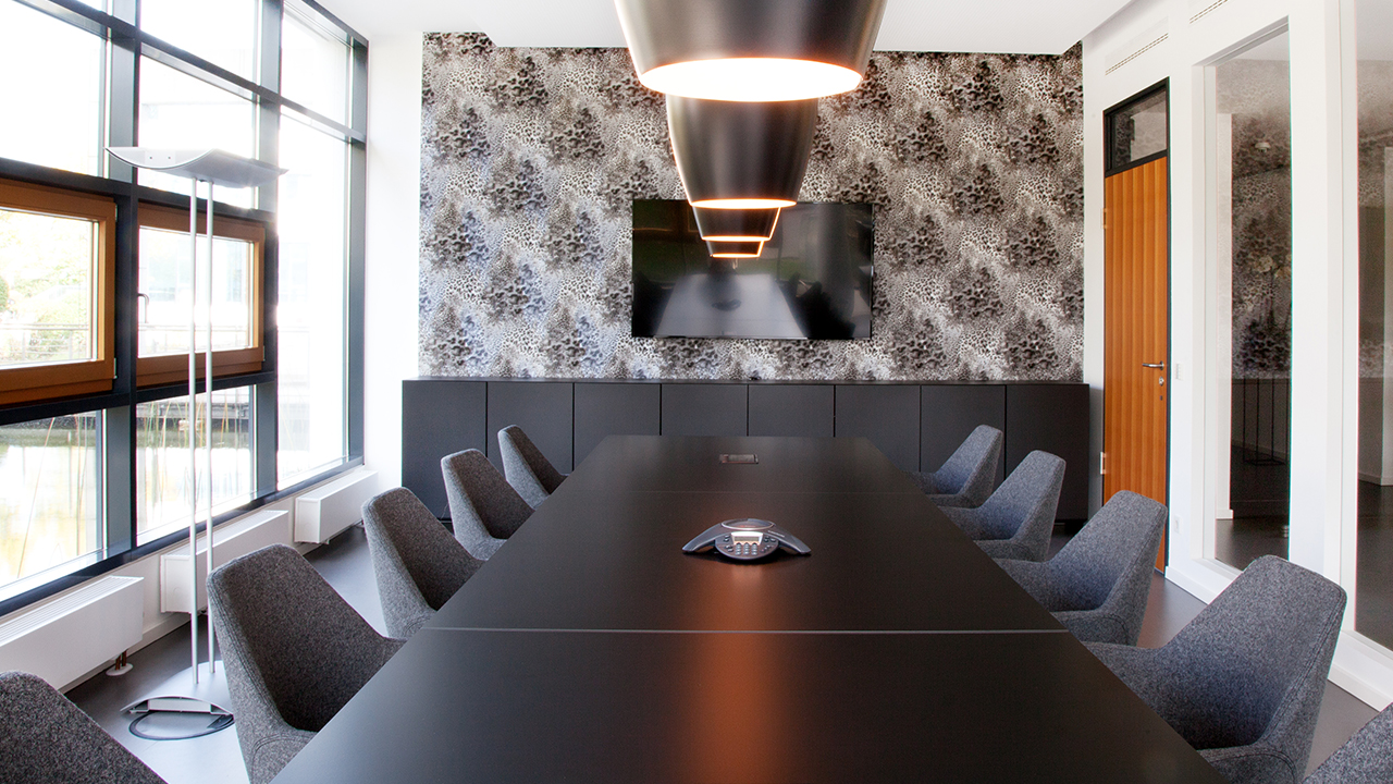 #conference room: