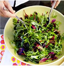 Triple Green Salad