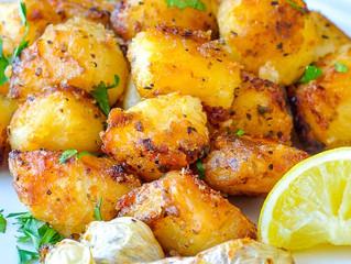 Lemon Thyme Roasted Potatoes