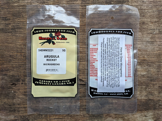 Microgreens - Arugula  5g