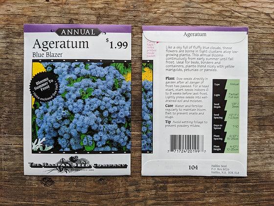 Ageratum - Blue Blazer
