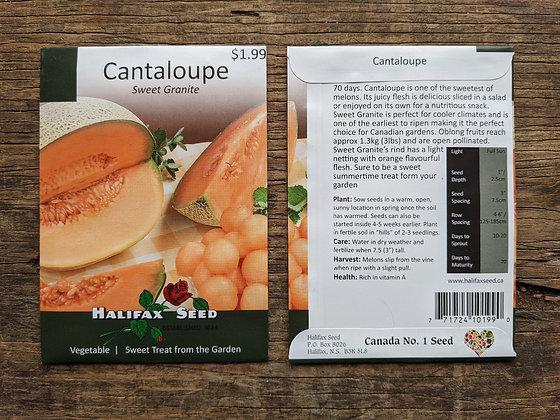 Cantaloupe - Sweet Granite