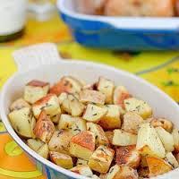 Lavender Roasted Potatoes