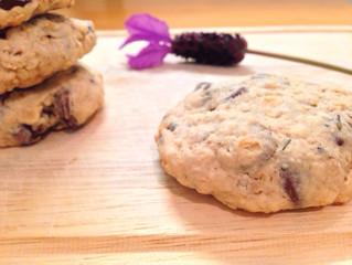 Frances' Secret Lavender Chocolate Chip Cookies