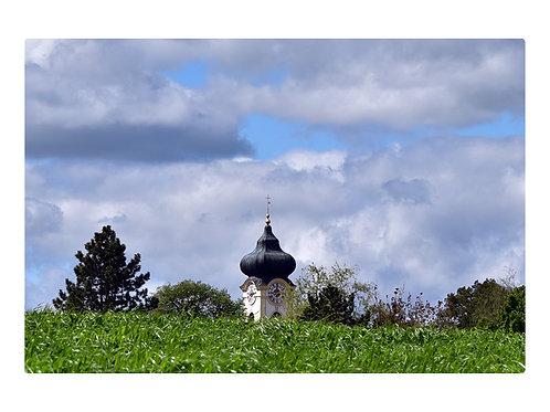 Die Bad Aiblinger Kirche