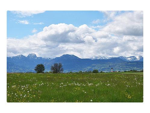 Blick von Heimatsberg auf Bad Aibling 1