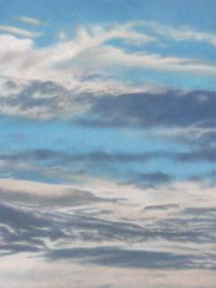 Wolkenbild VII