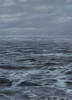 Meer V, Stürmische See