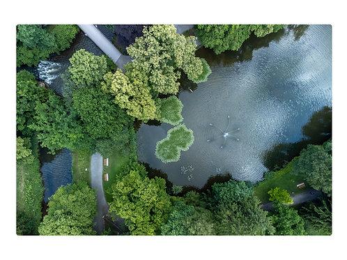 Wasser im Kurpark