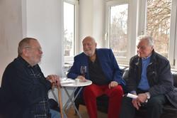Peter Tomschiczek im Gespräch