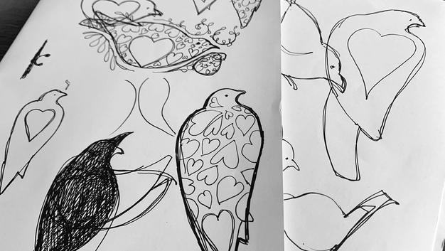 Love bird ideas