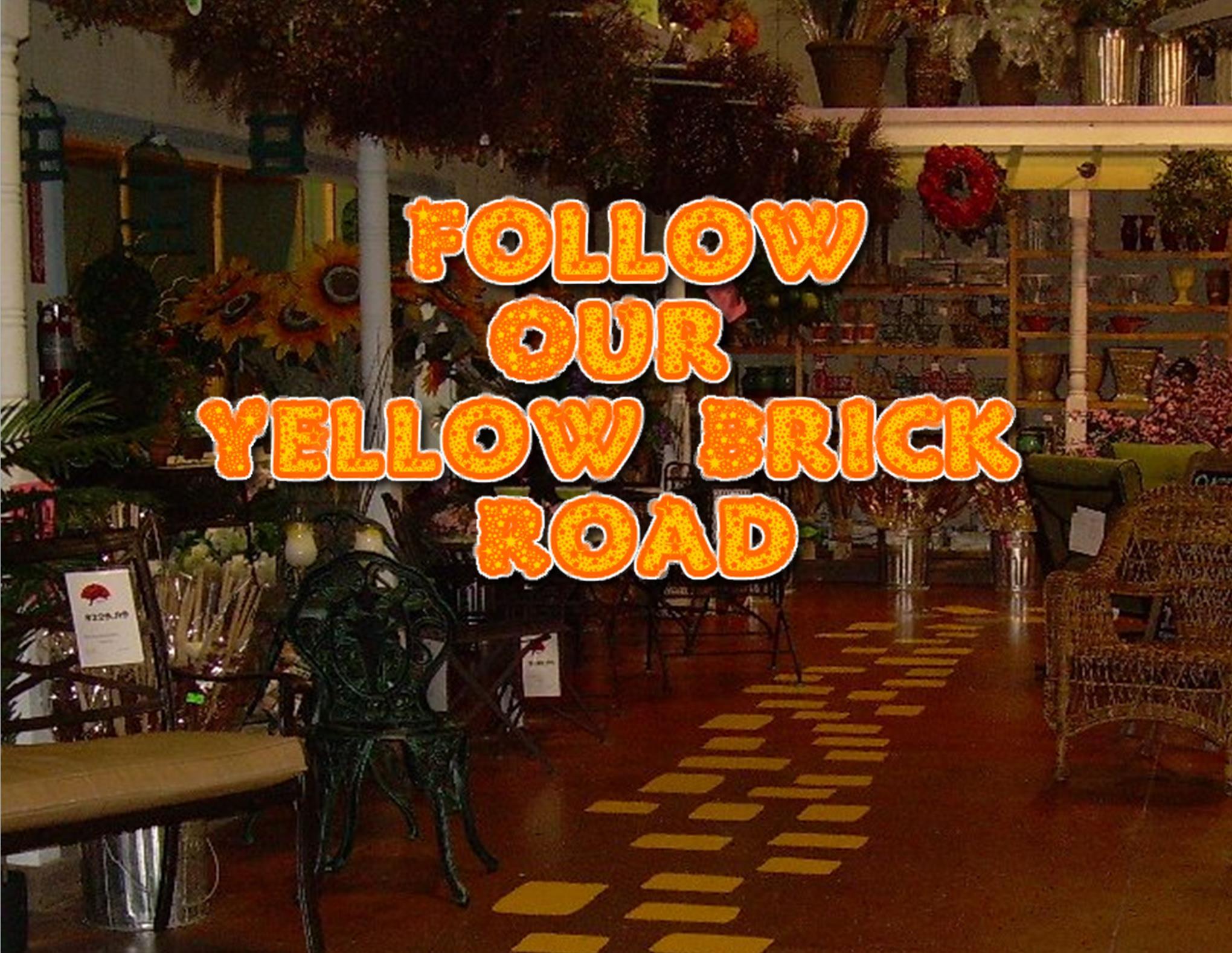 CJ promo yellow brick road