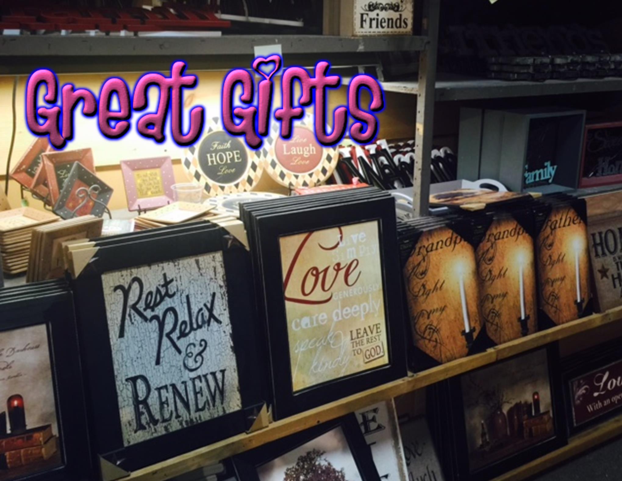 CJ promo great gifts