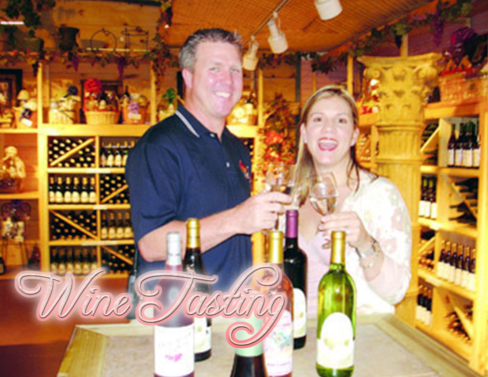 CJ promo Wine Tasting