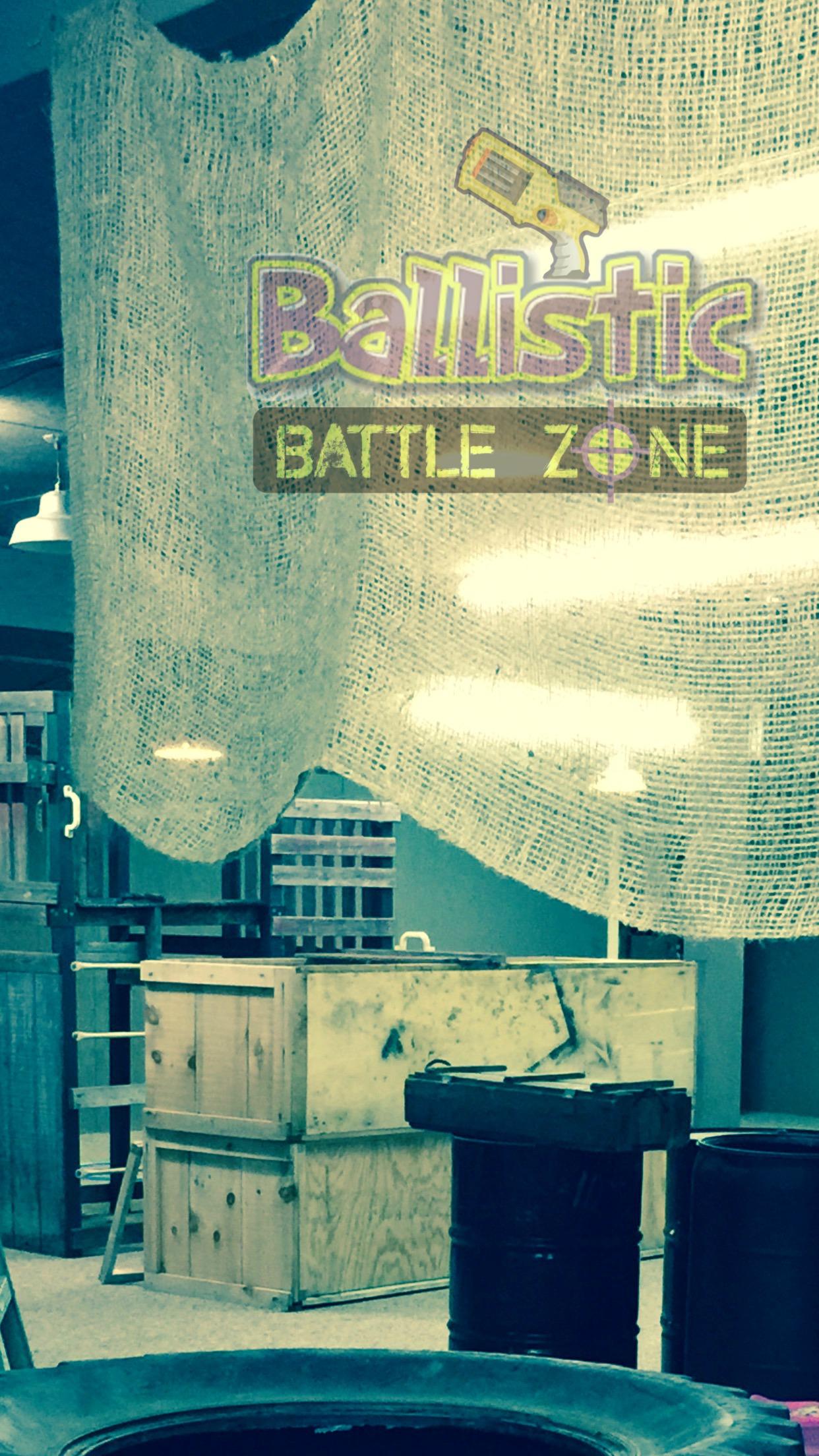 Inside the Ballistic Battle Zone