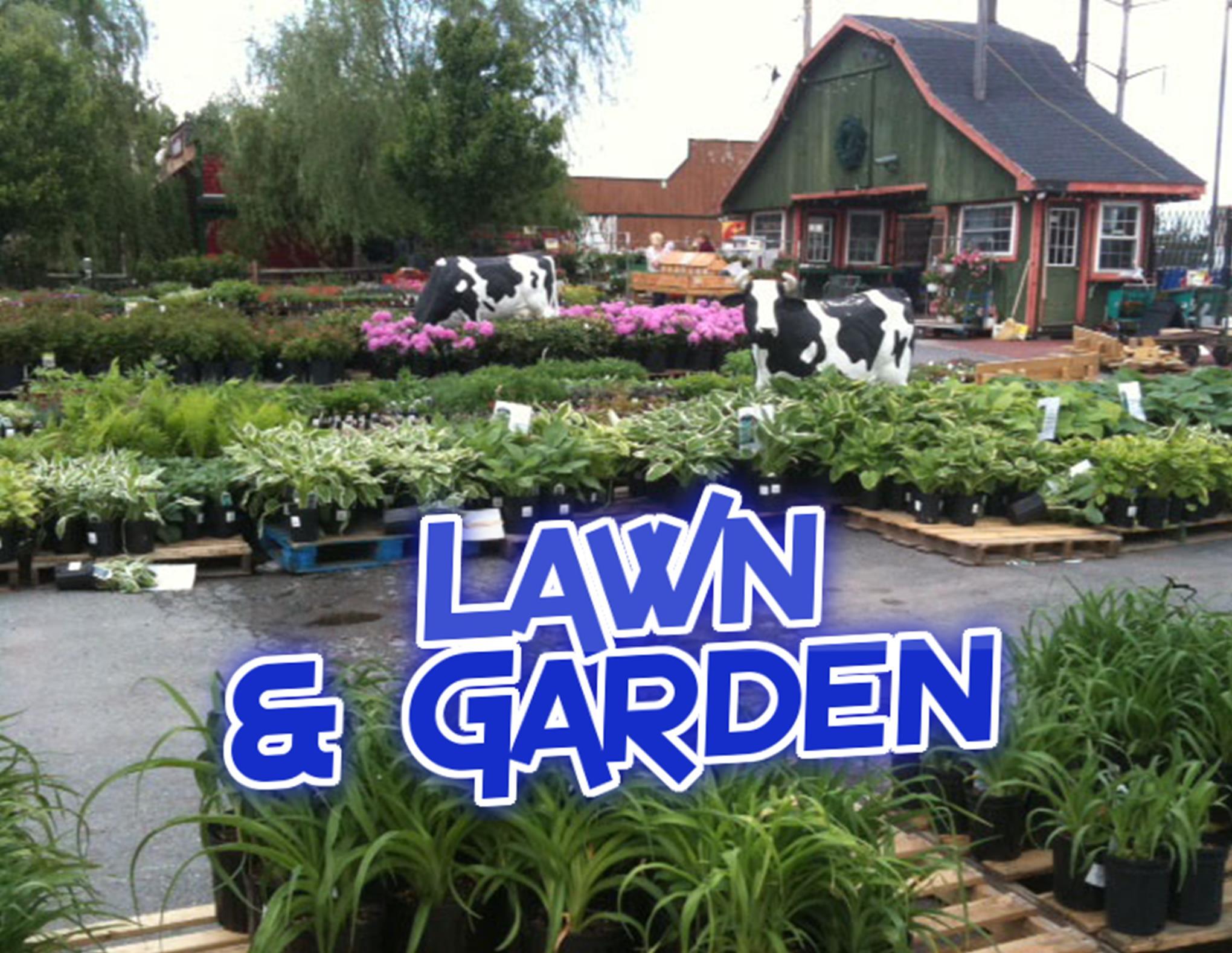 CJ promo Lawn & Garden