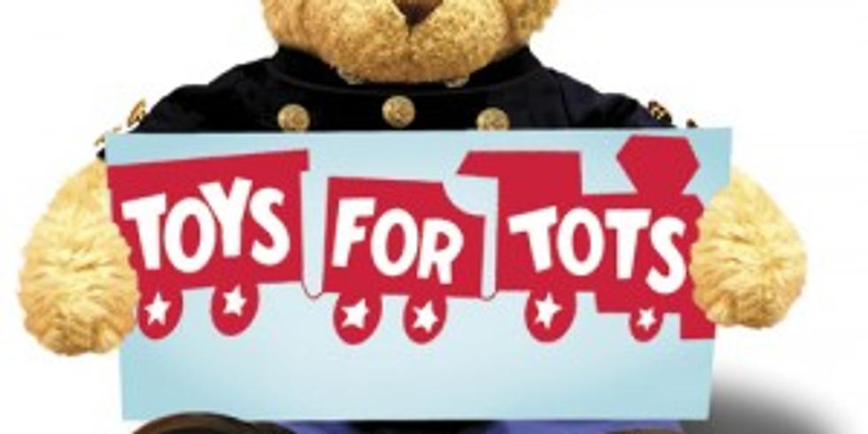 Toys for Toys Breakfast