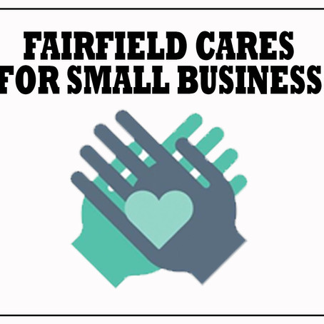 Fairfield Police Foundation and the Fairfield Police Department Launch Fairfield Cares for Small Bus