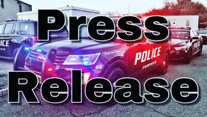 Traffic Violation Leads to Recovery of Stolen Vehicle