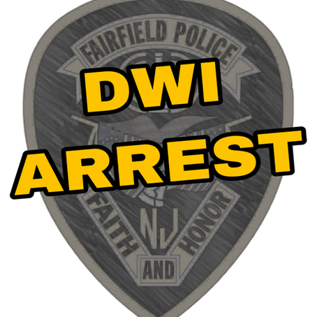 Paramus Driver Arrested for Driving Under Influence and CDS Possession
