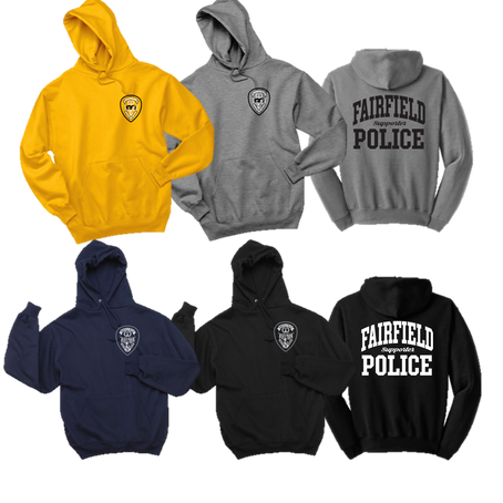 Fairfield Police Foundation Opens On-Line Store to Show Support for Fairfield Officers