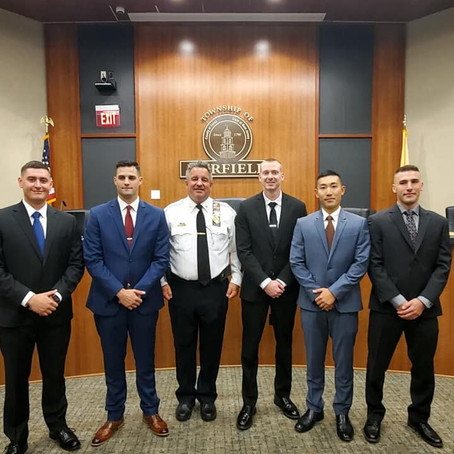 Fairfield Appoints Five New Officers