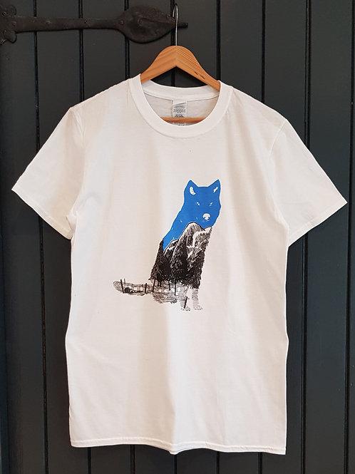 Harmony Wolf T-shirt