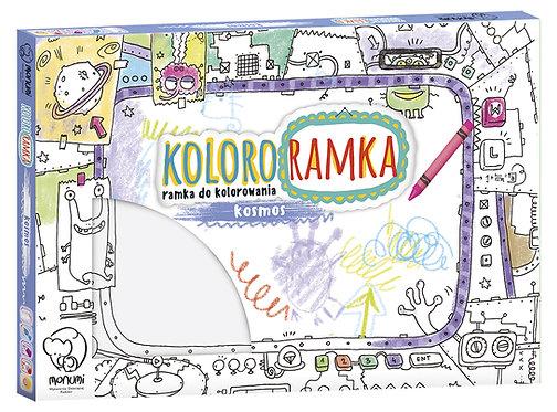 "Koloro-ramka ""Kosmos"" MONUMI"
