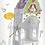 "Thumbnail: Toy-colouring book ""Carrot House"" Monumi"