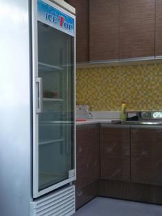 냉장고 및 주방