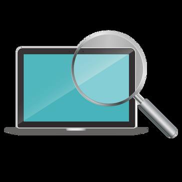 Linkedin Content Management Laptop Image