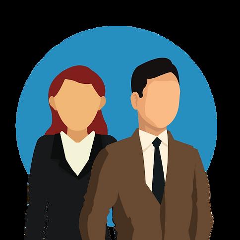 LinkedIn Profile Writer Icon Image LARGE