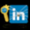 Networking Clout LinkedIn Chains Key Ima