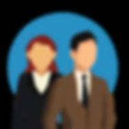 LinkedIn Profile Writer Icon Image SMALL