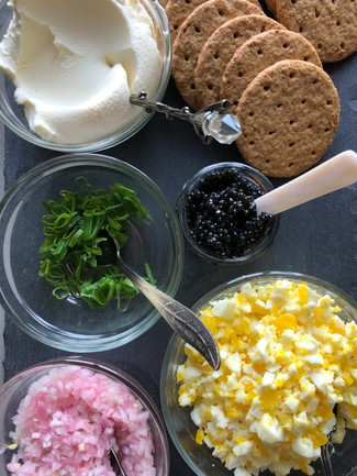 Caviar Service