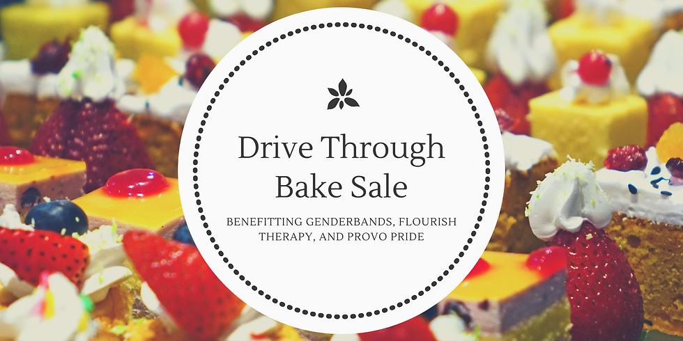 Drive Through Bake Sale
