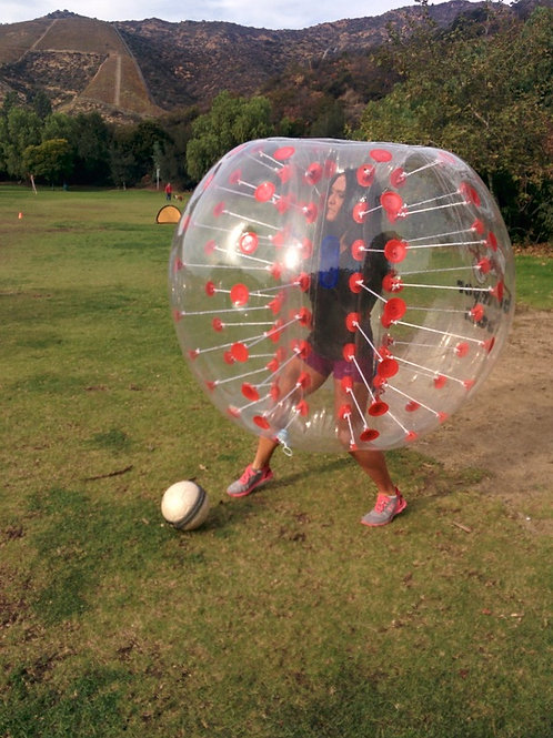 BUBBLE SOCCER PACKAGE - 12 SUITS