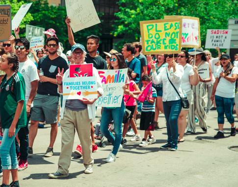 Immigration March, Denver
