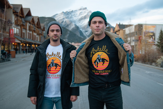 Arkells, Banff