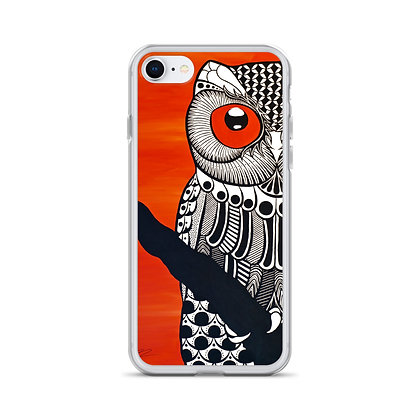 Owlfred iPhone Case