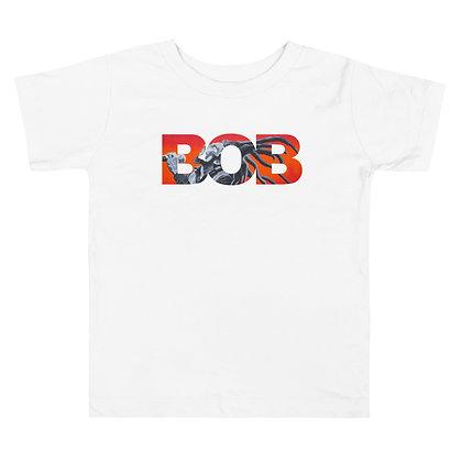 Bob Marley Toddler Short Sleeve Tee